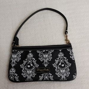 Dooney & Bourke Haunted Mansion Wristlet